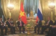 Tăng cường quan hệ hợp tác Việt Nam - Nga trên mọi lĩnh vực