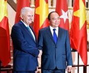 Việt Nam -  Thổ Nhĩ Kỳ: Phấn đấu mục tiêu kim ngạch thương mại 4 tỷ USD vào năm 2020
