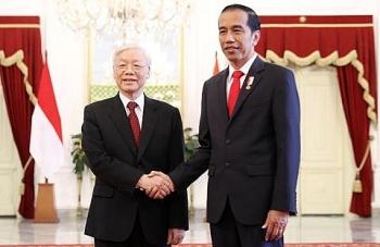 tong thong indonesia lan dau tien tham chinh thuc viet nam
