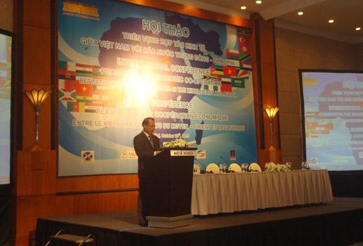 Hợp tác kinh tế với khu vực Trung Đông – châu Phi: Nhiều dấu hiệu khởi sắc