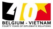 Cuộc thi thiết kế logo kỷ niệm 45 năm quan hệ ngoại giao Bỉ - Việt Nam