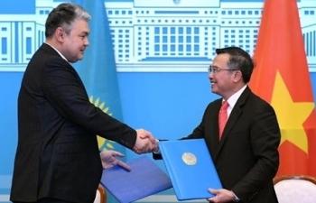viet nam kazakhstan thuc day hop tac nong nghiep