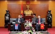 Tiềm năng hợp tác giữa Việt Nam và Cuba là rất lớn