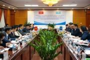 Việt Nam - Kazakhstan: Phát triển quan hệ hợp tác trên nhiều lĩnh vực