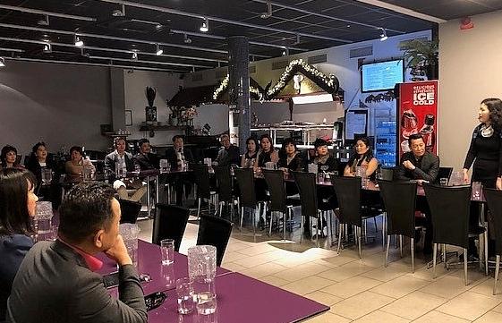 Tăng sự hiện diện của hàng Việt tại thị trường Bắc Âu