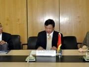 Việt Nam tổ chức đối thoại trực tiếp với các doanh nghiệp Ai Cập