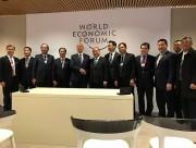 Việt Nam và WEF ký thỏa thuận hợp tác nhằm đón đầu Cuộc cách mạng công nghiệp lần thứ 4
