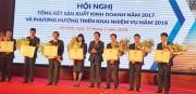 PC Hà Nam: 'Về đích' nhiều chỉ tiêu quan trọng