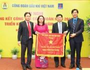 Công đoàn Dầu khí Việt Nam: Điểm tựa của người lao động