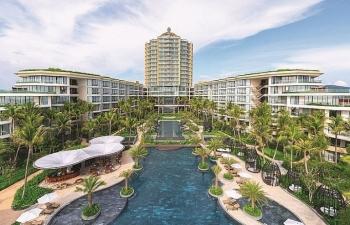 ra mat khu nghi duong thuong luu intercontinental phu quoc long beach resort