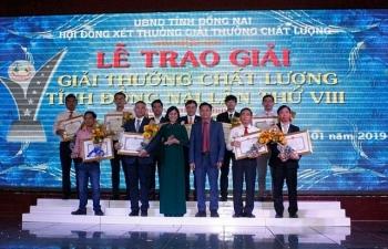 vedan viet nam dat giai vang chat luong dong nai 2018