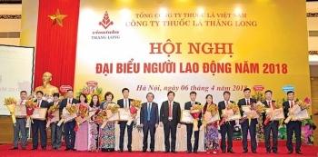 cong ty tnhh mtv thuoc la thang long khang dinh vi the dan dau