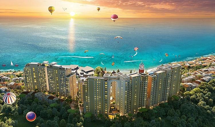 """Sun Grand City Hillside Residence: Bổ sung """"mảnh ghép"""" căn hộ cao tầng còn thiếu tại Nam Phú Quốc"""