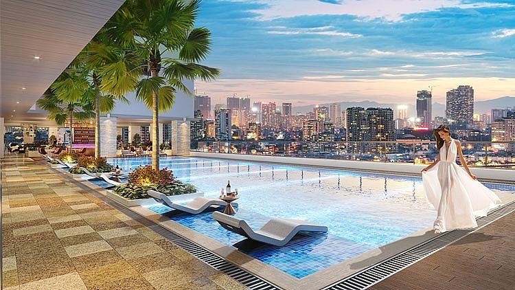 BRG Diamond Residence: Định chuẩn không gian sống như khách sạn 5 sao