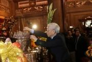 Tổng Bí thư Nguyễn Phú Trọng thăm Khu di tích K9