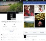 Facebook đổi giao diện trên trình duyệt Android
