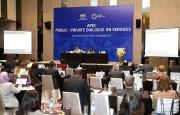 Đối thoại công tư APEC về Dịch vụ