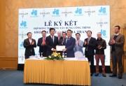 Tập đoàn Xây dựng Hòa Bình ký hợp đồng thi công Dự án Swiss Belresort Nha Trang