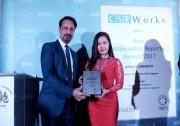 Bảo Việt đạt giải Báo cáo phát triển bền vững tốt nhất châu Á 2017