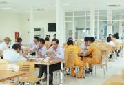 KCTV: Thiết thực chăm lo cho người lao động từ bữa ăn ca