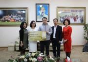 Bảo hiểm Bảo Việt trao thưởng cho đội tuyển U23 Việt Nam