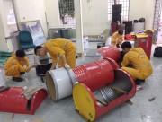 Tô điểm GPP Dinh Cố bằng phế thải tái chế