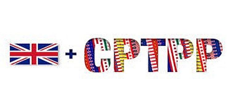 Nước Anh toàn cầu đang hình thành từ bước đi CPTPP