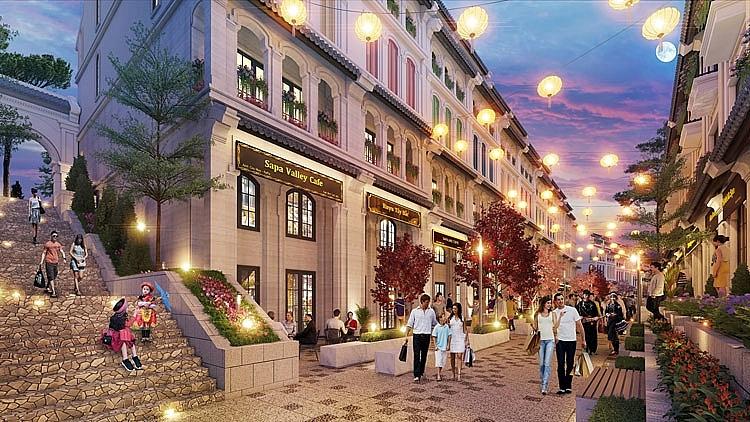 """Sun Plaza Cau May góp sức """"giải cơn khát"""" thương mại dịch vụ ở Sa Pa"""