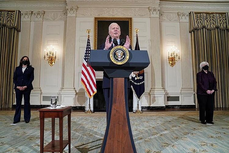 Quốc hội Mỹ mở đường phê chuẩn gói cứu trợ 1,9 nghìn tỷ USD của chính quyền Biden