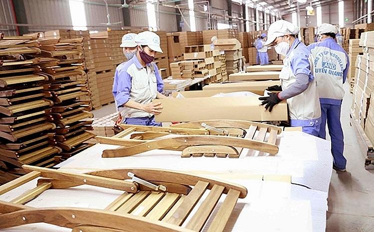 Xuất khẩu đồ gỗ trên vị thế mới