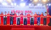 Khai mạc Hội chợ thương mại Triệu Phong - Quảng Trị năm 2017