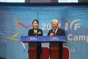 Sinh viên Hà Nội tham dự IYF World Camp 2017
