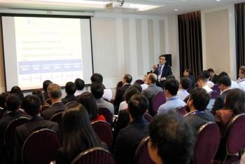 Nhơn Trạch gặp gỡ nhà đầu tư tại Vietnam Access Day 2018
