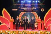 """PV GAS nhận Giải thưởng: """"Top 10 Doanh nghiệp có Dịch vụ thương hiệu Việt xuất sắc"""""""