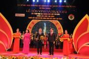 """SeaBank được Bộ Công Thương vinh danh """"Top Doanh nghiệp thương hiệu Việt tiêu biểu"""""""