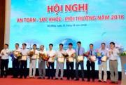 PV Gas tổ chức Hội nghị an toàn – sức khỏe – môi trường 2018