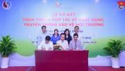 FrieslandCampina Việt Nam ký kết thỏa thuận hợp tác bảo vệ môi trường