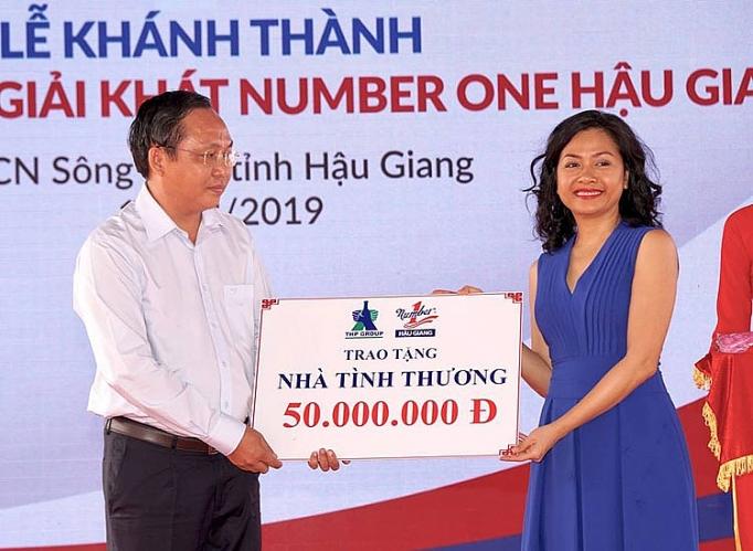 tan hiep phat khanh thanh nha may nuoc giai khat lon nhat dong bang song cuu long