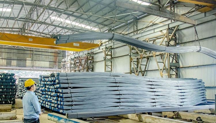 Công ty Cổ phần Thép Biên Hòa: Tiên phong ứng dụng công nghệ vào sản xuất