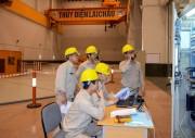 Tổ máy số 2 Nhà máy thủy điện Lai Châu vận hành an toàn sau trung tu