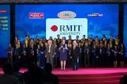 RMIT Việt Nam- 15 năm đạt giải Rồng Vàng