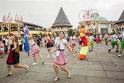 Gần 100 vũ công Nam Mỹ sẽ đốt cháy bầu không khí B'estival 2018