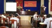 Khánh Hòa: Tập huấn chính sách khuyến công