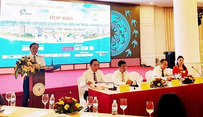 festival bien nha trang 2019 cong bo 59 chuong trinh chinh thuc
