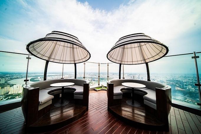 khai truong khach san vinpearl luxury va dai quan sat landmark 81 skyview cao nhat dong nam a