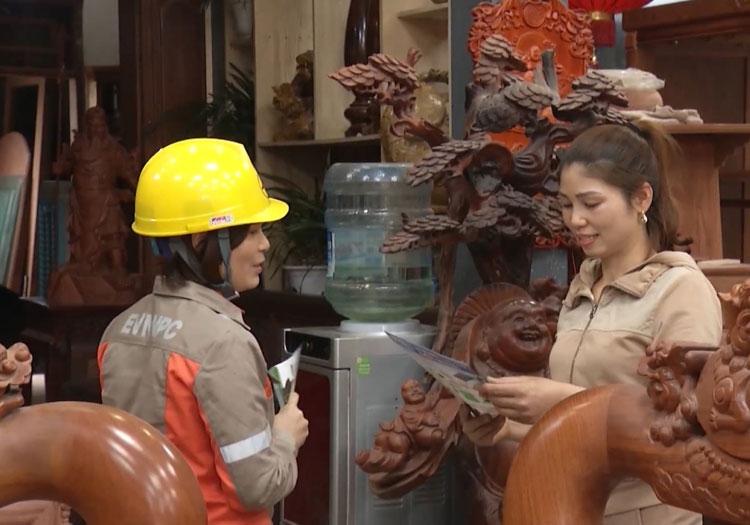 PC Hà Nam: Đảm bảo cung ứng điện đầy đủ, an toàn trong mùa nắng nóng