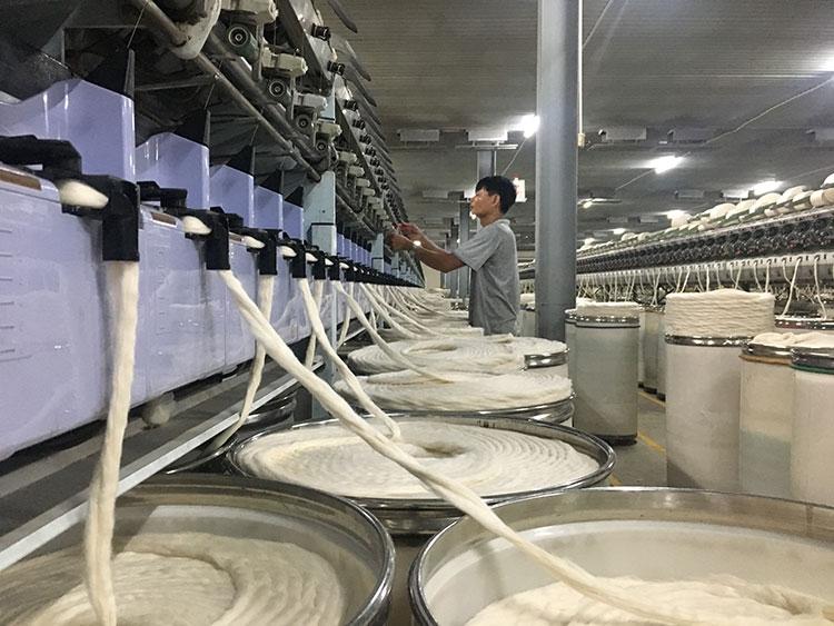 Tận dụng ưu đĩa từ các FTA: Dệt may vướng
