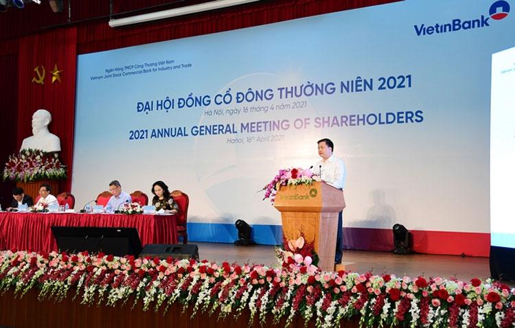 VietinBank kiên trì với chính sách phát triển bền vững