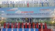 Khánh thành nhà ga hành khách quốc tế, công trình phục vụ APEC 2017