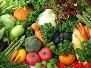 Nên sử dụng 11 loại thực phẩm dễ tìm này để giúp thanh lọc gan